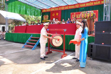 Truong Dai hoc PCCC - co so 3 khai giang nam hoc moi - Anh 4