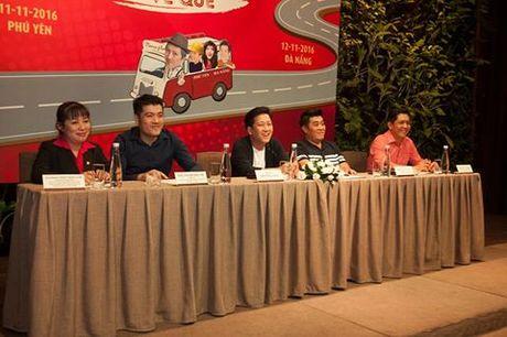 Truong Giang dau tu lam liveshow hai tai que nha - Anh 2