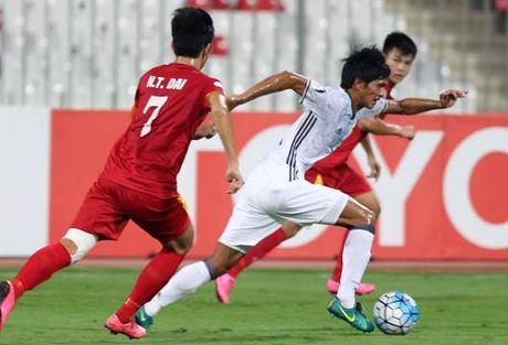 Goc chien thuat U19 Viet Nam – U19 Nhat Ban: Luc bat tong tam - Anh 2