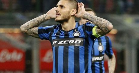 Icardi xu ly xuat than top 5 vong 10 Serie A - Anh 1