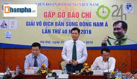 """Hoang Xuan Vinh khong dua tai o truong ban """"kho noi"""" nhat DNA - Anh 1"""