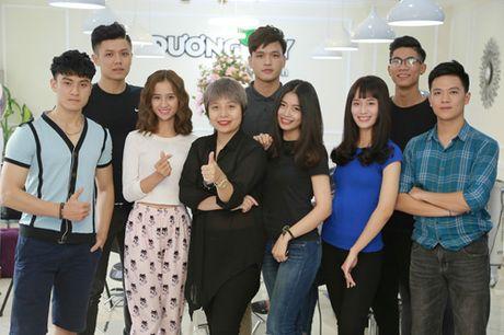 Thu Trang – Co A khoi noi tieng Han nhu gio - Anh 2