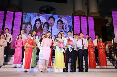 Thu Trang – Co A khoi noi tieng Han nhu gio - Anh 4