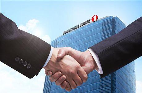 Maritime Bank: Them giai phap tai chinh de tang toc kinh doanh cuoi nam - Anh 1