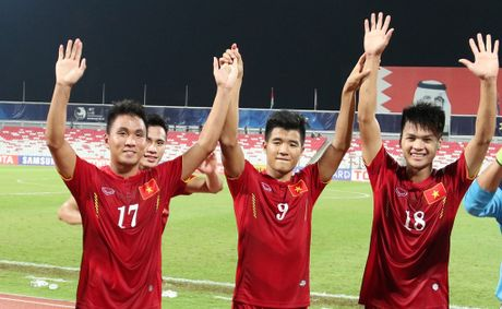 BAN TIN The thao toi: U19 Viet Nam duoc VFF thuong 1,1 ty dong - Anh 1