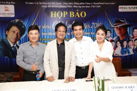 Che Linh tai ngo khan gia Thu do sau gan 3 nam xa cach - Anh 1