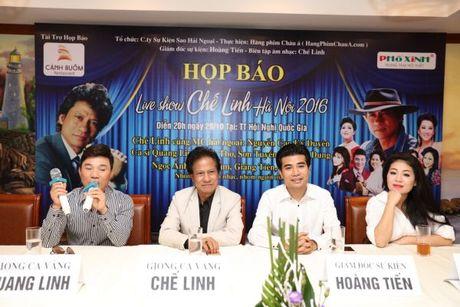Che Linh tai ngo khan gia Thu do sau gan 3 nam xa cach - Anh 2