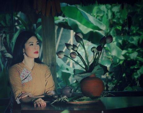 Bat ngo voi ve dep hoai co cua Thu Phuong - Anh 1
