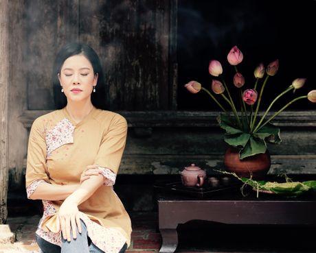 Bat ngo voi ve dep hoai co cua Thu Phuong - Anh 2