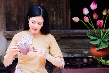 Bat ngo voi ve dep hoai co cua Thu Phuong - Anh 3