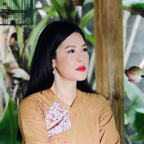 Bat ngo voi ve dep hoai co cua Thu Phuong - Anh 5
