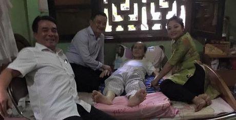 NSUT Pham Bang tu choi tham gia hai Tet vi bi viem gan, mat - Anh 2