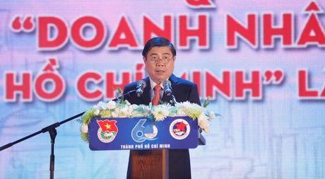 Chu tich TP.HCM: 'Cac pho chu tich can chi dao ngay luc di thuc te chong ngap nuoc' - Anh 1