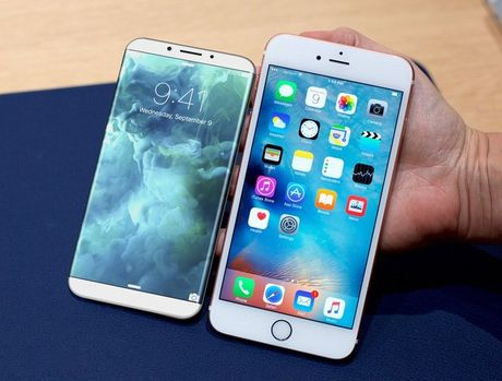 iPhone 8 se co ca phien ban 5,5 inch? - Anh 1