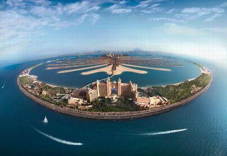 Dubai du kien xay dung 71.000 phong khach san moi - Anh 1