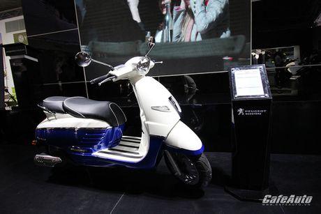 Chi tiet xe tay ga Peugeot Django moi ra mat tai Viet Nam - Anh 1