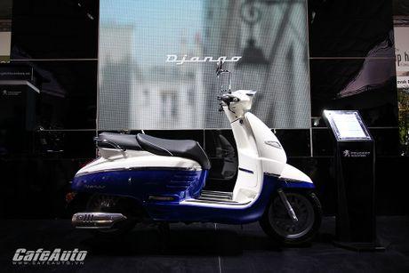 Chi tiet xe tay ga Peugeot Django moi ra mat tai Viet Nam - Anh 2