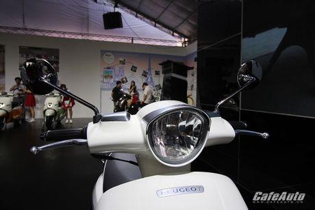 Chi tiet xe tay ga Peugeot Django moi ra mat tai Viet Nam - Anh 3