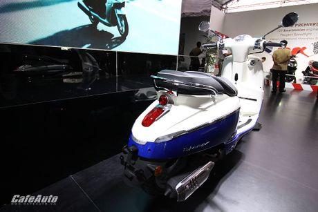 Chi tiet xe tay ga Peugeot Django moi ra mat tai Viet Nam - Anh 6