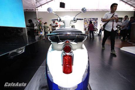 Chi tiet xe tay ga Peugeot Django moi ra mat tai Viet Nam - Anh 8