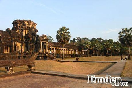 Kham pha Angkor bang xe dap - Anh 11
