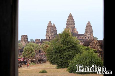 Kham pha Angkor bang xe dap - Anh 1