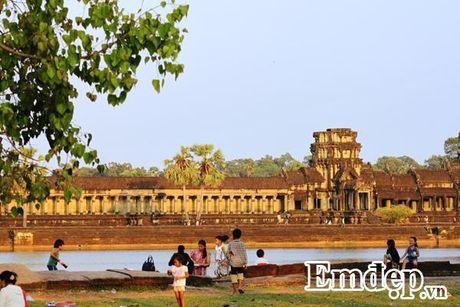 Kham pha Angkor bang xe dap - Anh 4