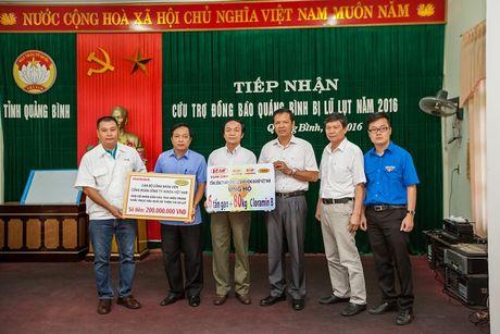 Honda Viet Nam thay dau mien phi cho xe hong vi lu - Anh 2