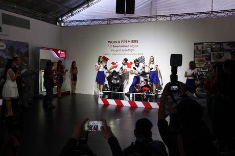 Thuong hieu Peugeot Scooters tro lai Viet Nam sau 60 nam - Anh 5