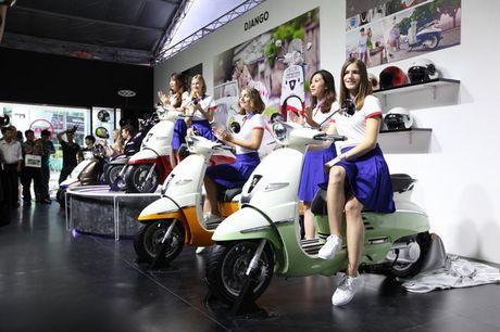 Thuong hieu Peugeot Scooters tro lai Viet Nam sau 60 nam - Anh 6