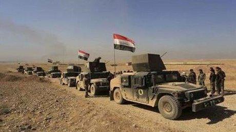 Chien dich tai chiem Mosul: Thach thuc moi cho the gioi - Anh 1