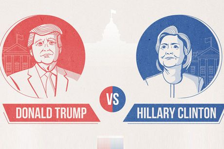 Nhung con so biet noi ve Trump va Clinton - Anh 2