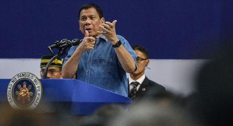 Tuong lai Nga - Philippines phu thuoc vao Tong thong Duterte - Anh 1
