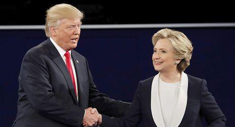 Soc: Giao su My doan Donald Trump dac cu tong thong - Anh 1