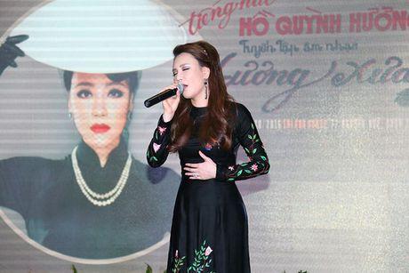 Ho Quynh Huong ra mat album bang tinh yeu danh cho nghe thuat - Anh 1