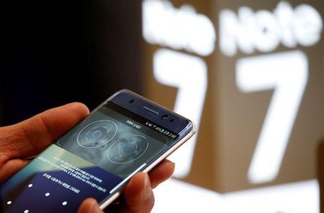 Tham hoa Galaxy Note 7 khong anh huong lon den xuat khau Viet Nam - Anh 1
