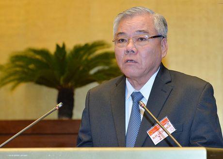 Tong Thanh tra: Tham nhung van pho bien, chua bi day lui - Anh 1