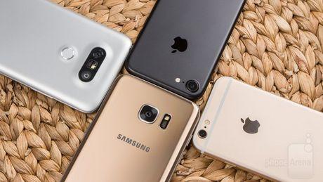 Khac biet giua nguoi dung iPhone va Android - Anh 1