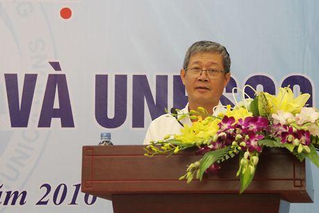 Bo TT&TT to chuc tap huan ve ASEAN va UNESCO - Anh 1