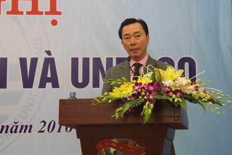 Bo TT&TT to chuc tap huan ve ASEAN va UNESCO - Anh 2