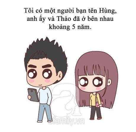Chi co nguoi dan ong khong yeu moi lanh lung voi ban - Anh 1
