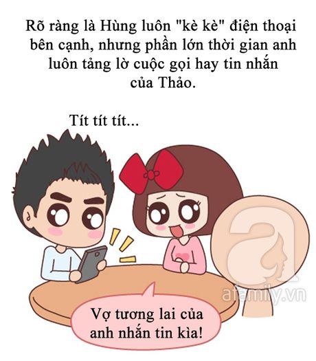Chi co nguoi dan ong khong yeu moi lanh lung voi ban - Anh 3