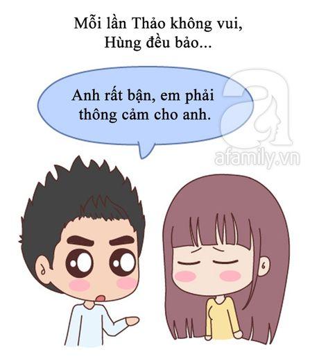 Chi co nguoi dan ong khong yeu moi lanh lung voi ban - Anh 7