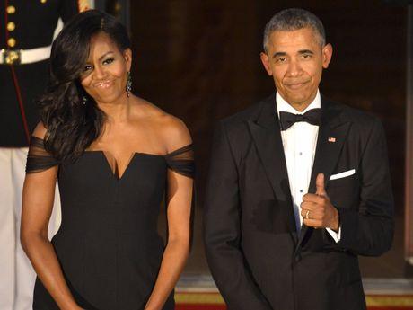 44 buc anh cho thay su thay doi trong phong cach cua Michelle Obama (Phan 2) - Anh 12