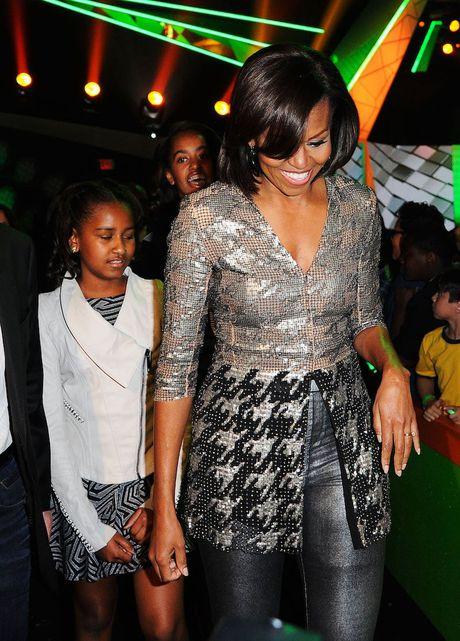 44 buc anh cho thay su thay doi trong phong cach cua Michelle Obama (Phan 2) - Anh 1