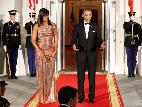44 buc anh cho thay su thay doi trong phong cach cua Michelle Obama (Phan 2) - Anh 22