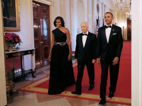 44 buc anh cho thay su thay doi trong phong cach cua Michelle Obama (Phan 2) - Anh 3