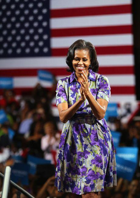 44 buc anh cho thay su thay doi trong phong cach cua Michelle Obama (Phan 2) - Anh 5
