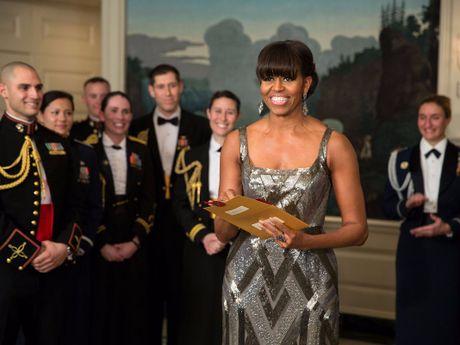 44 buc anh cho thay su thay doi trong phong cach cua Michelle Obama (Phan 2) - Anh 6