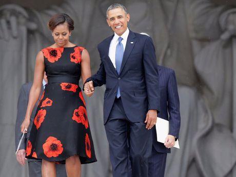 44 buc anh cho thay su thay doi trong phong cach cua Michelle Obama (Phan 2) - Anh 8
